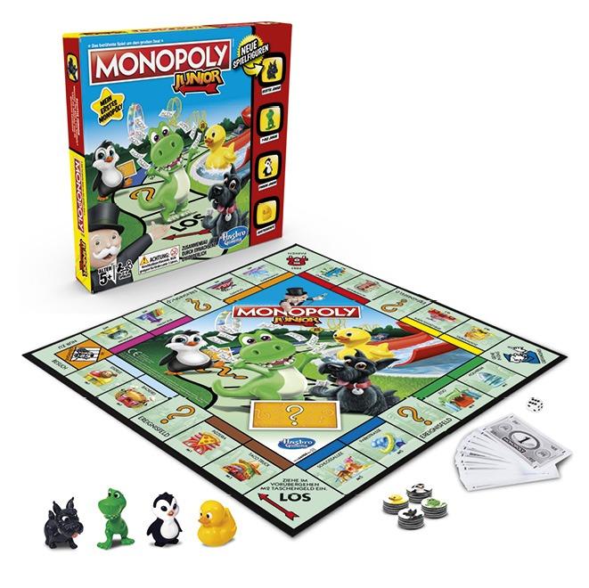 Regeln geld monopoly Monopoly Startgeld: